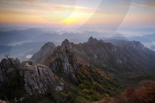 30处韩国秋天的风景