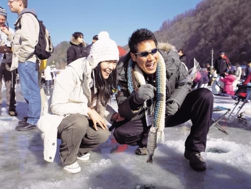韩国的冬季庆典