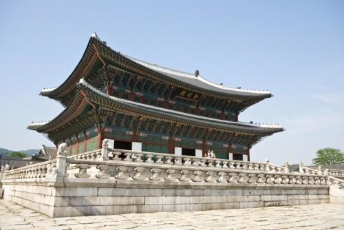 韩国五大宫