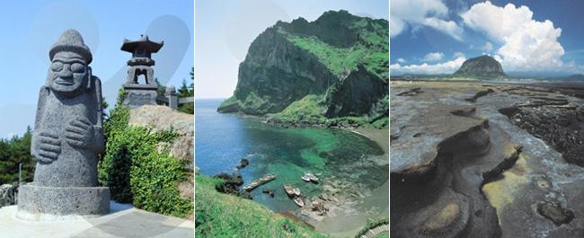"""济州岛入围""""世界七大自然景观""""最终候选名单"""