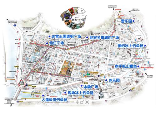 以上地图以2013年12月18日为基准,之后有可能发生变动