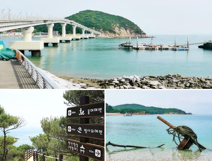 """仁川机场附近的美丽岛屿之旅---""""舞衣岛"""""""