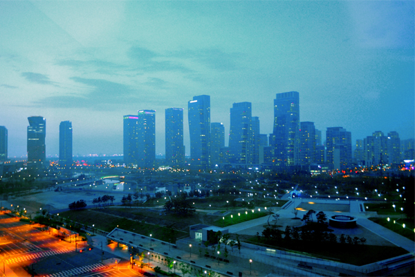 引领韩流新风尚 仁川松岛国际新城 | 韩国旅游发展局