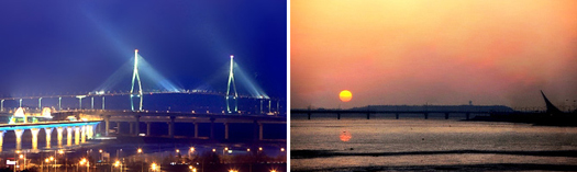 拥抱未来的城市,仁川松岛国际都市