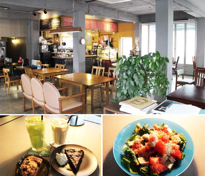 韩创意单身餐厅