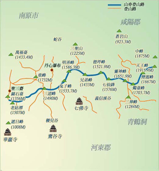 华岩寺 : 求礼搭乘往华岩寺的巴士即可(约需20分钟/ 班车间距:30分钟)