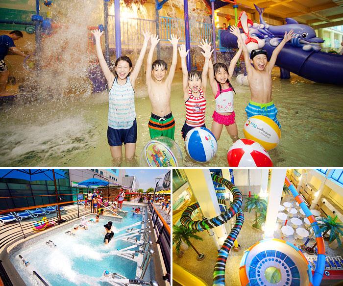 韓國水上樂園