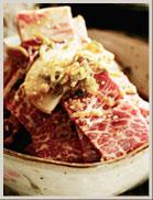 牛肉料理 _ 韓式烤肉,烤肋排