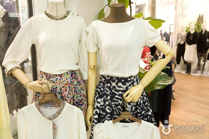 Centro Comercial de Moda U:US (패션몰 유어스)