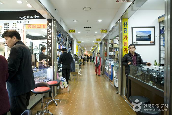 Namdaemun Shopping Center (남대문 종합상가)