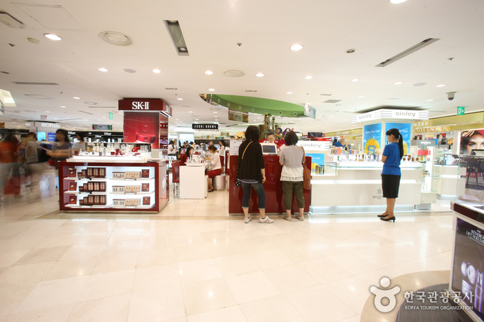 Lotte Duty Free Shop - Main Branch ( - )