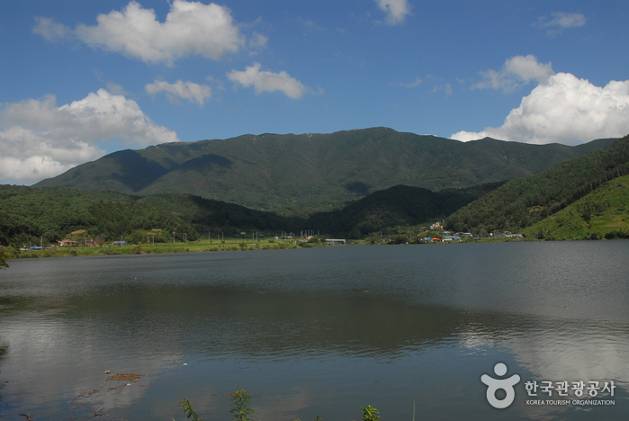 Oseosan Mountain (오서...