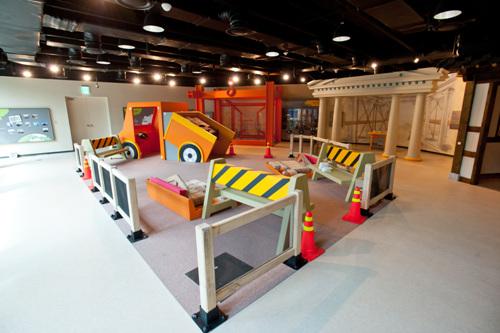 Детский музей провинции Кёнги-до (경기도어린이박물관)12