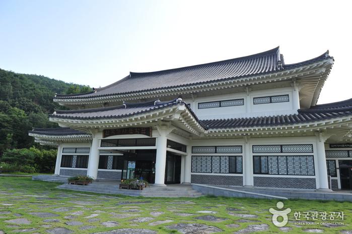 Музей корейской поэзии (한국가사문학관)