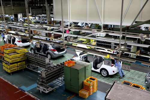 現代汽車蔚山工廠(현대자동차 울산공장)5