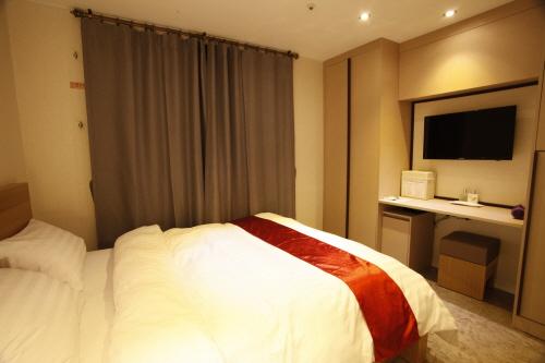 피엔케이산업개발 호텔 그레이톤 둔산 [한국관광품질인증/Korea Quality] 사진10