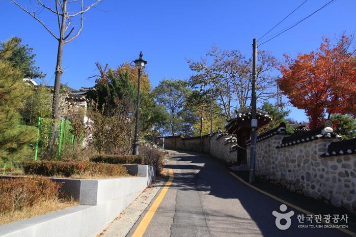 [Ruta 1 del Sendero Nadeul-gil de Ganghwa] Camino de Historia y Cultura de Simdo ([강화 나들길 제1코스] 심도역사문화길)