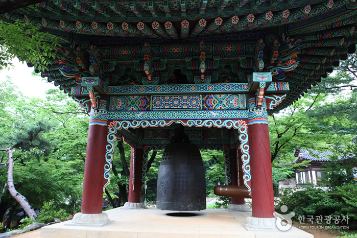 Храм Кильсанса (길상사(서울))3