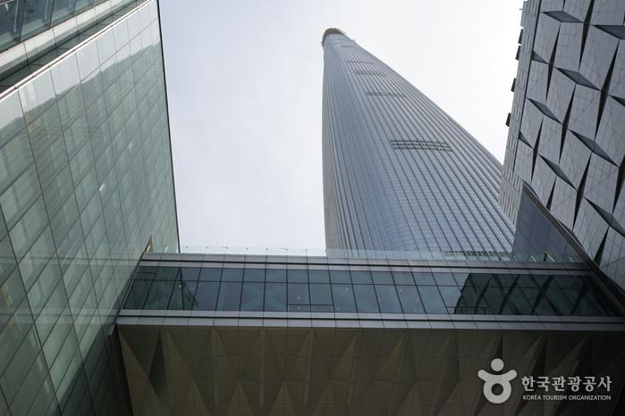 Lotte World Tower & Mall (롯데월드타워&롯데월드몰)