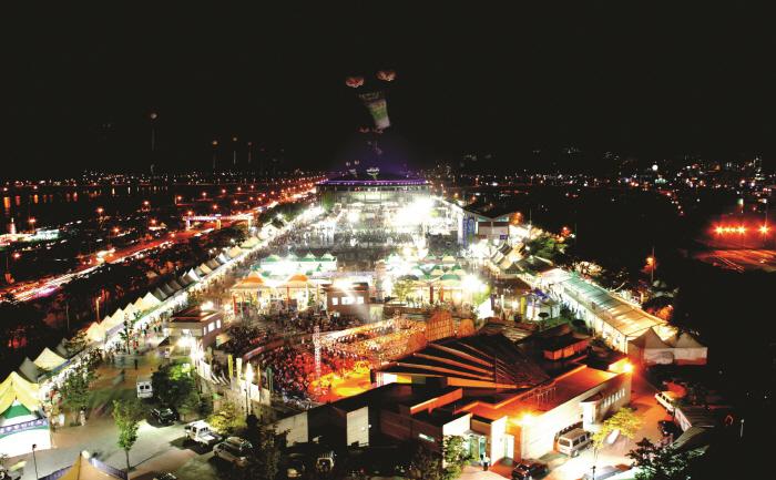 Internationales Maskentanzfestival von Andong (안동국제탈춤페스티벌)