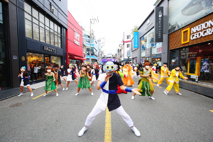 Internationales Maskentanzfestival Andong (안동국제탈춤페스티벌)
