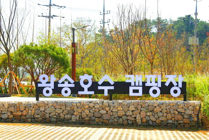 旺松湖キャンピング場(왕송호수 캠핑장)