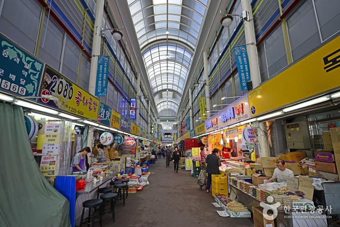 Daejeon Jungang Market (대전 중앙시장)