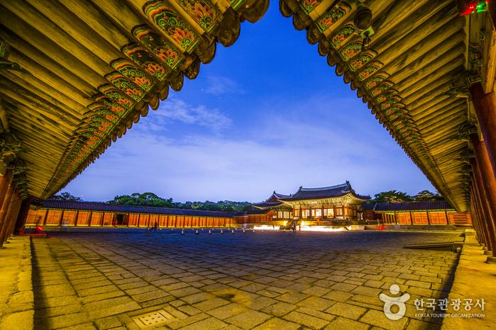 Дворец Чхангёнгун (창경궁)7