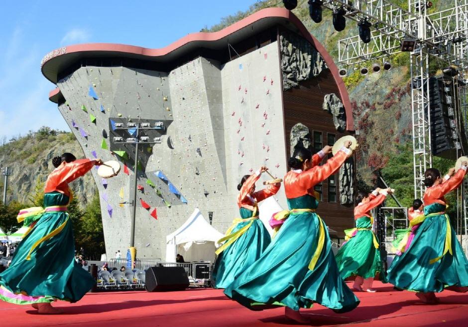 온라인 용마폭포문화예술축제 2020