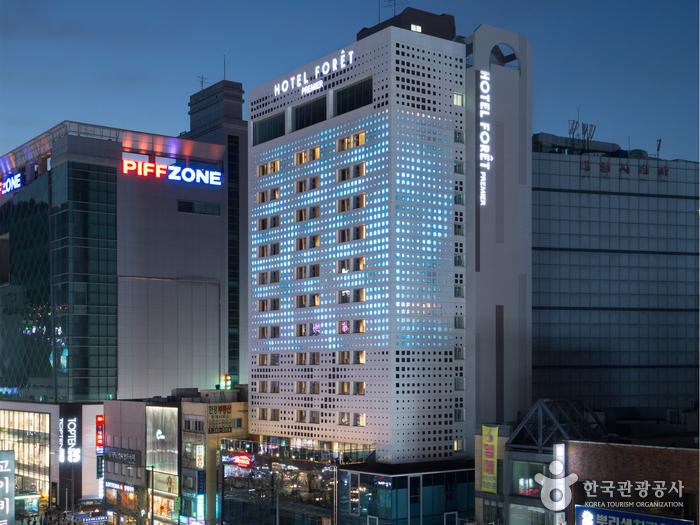 南浦弗莱特普瑞米尔酒店[韩国旅游品质认证/Korea Quality](호텔포레 프리미어 남포 [한국관광 품질인증/Korea Quality])