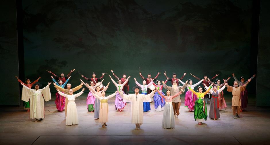 Jeongseon Arirang Performance - Ari Arari (정선아리랑극 아리아라리)