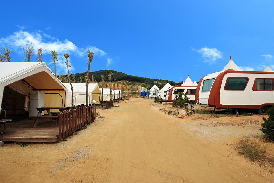 왕산가족오토캠핑장