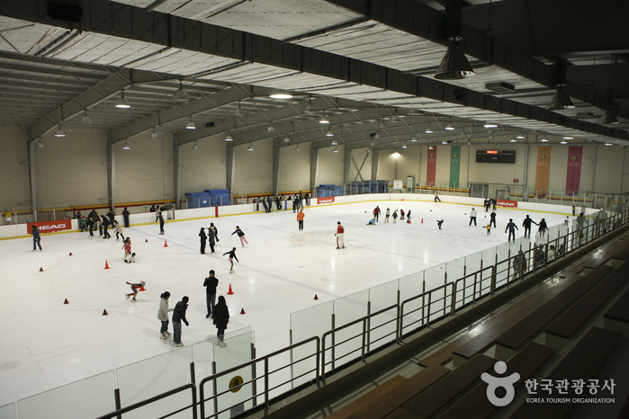 Korea University Ice Skating Rink ( )