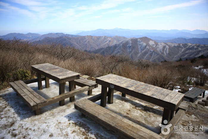 향적봉(덕유산) 사진34