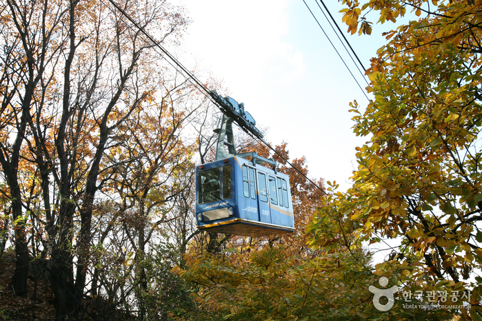 Namsan Cable Car (...