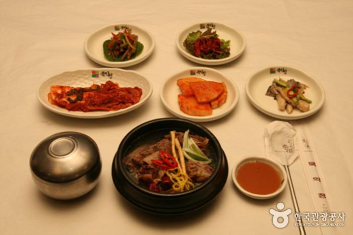 Bugakjeong Isang Galbi (북악정(이상갈비))