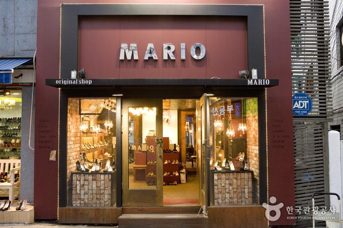 马里奥鞋店(마리오)