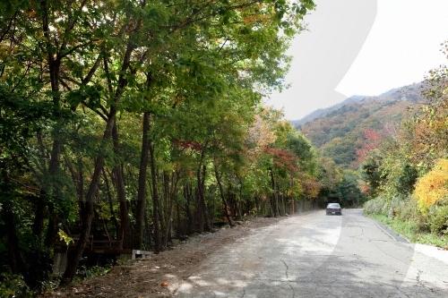 雲門山郡立公園(운문산군립공원)