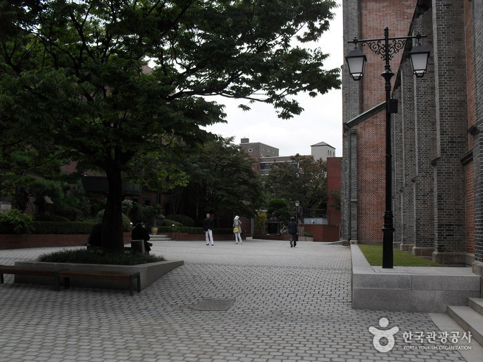 Myeong-dong Cathedral (명동성당)