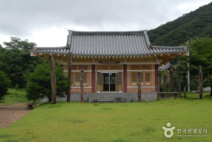 Chilgapsan Jangseung Park (칠갑산 장승공원)