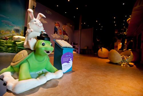 Детский музей провинции Кёнги-до (경기도어린이박물관)11