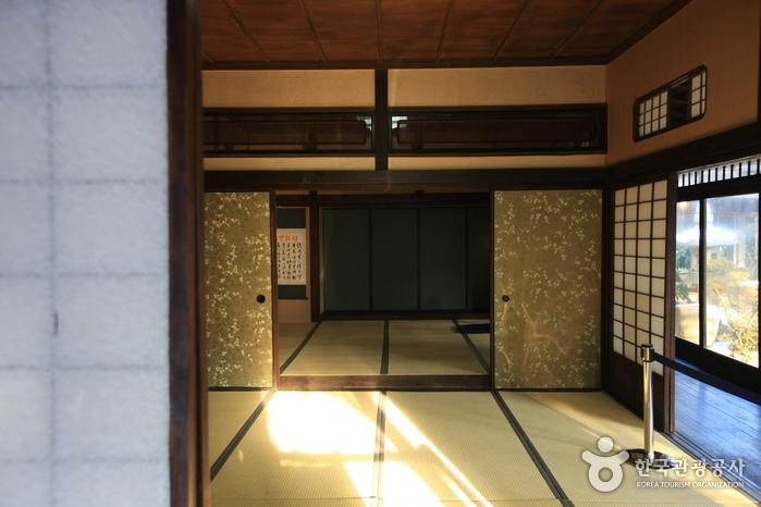 Японский традиционный дом в Кунсане (Дом Хироцу) / (군산 신흥동 일본식가옥(히로쓰 가옥)) 14