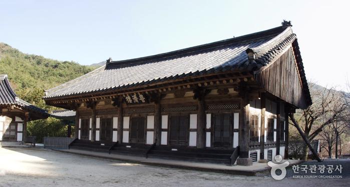 Храм Чхонынса (천은사(구례))