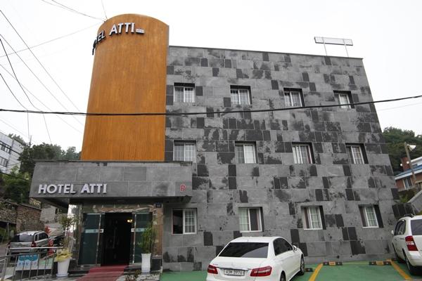 Atti - Goodstay (호텔 아띠 [우수숙박시설 굿스테이])
