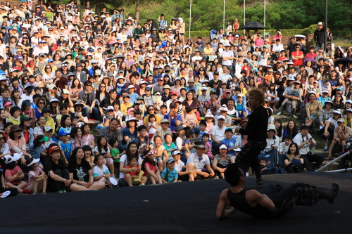 Chuncheon International Mime Festival (춘천 마임축제)