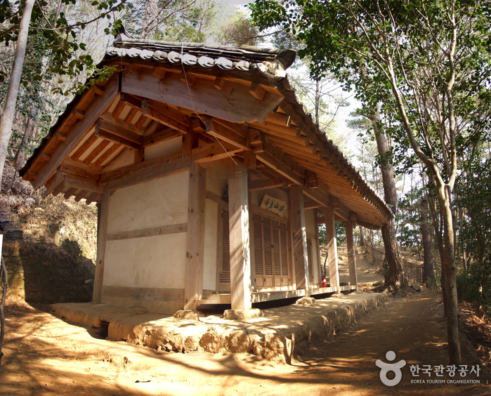 Dasan Chodang (Dasan Jeong Yak-yong historical site) ((  ))