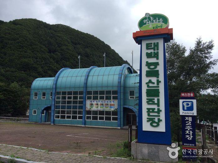 태백농특산물직판장