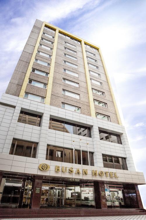 Busan Tourist Hotel (부산관광호텔)