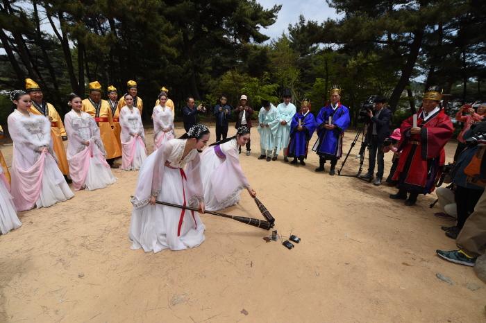 伽倻文化祭り(가야문화축제)