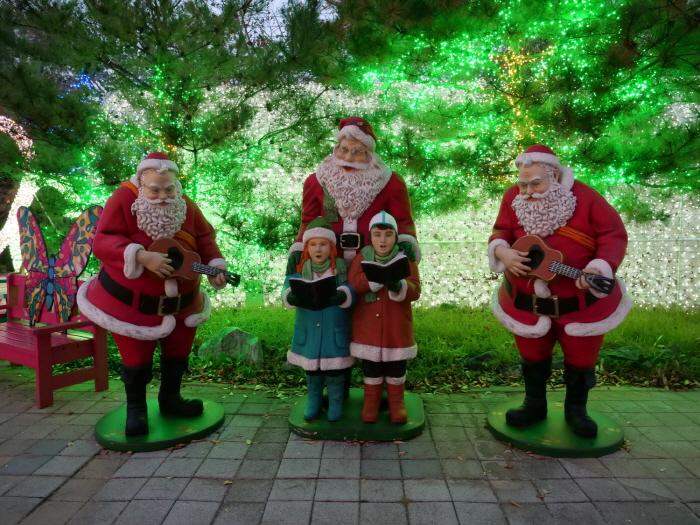 안산 별빛마을 로바니에미 산타마을 빛축제 2018  사진6